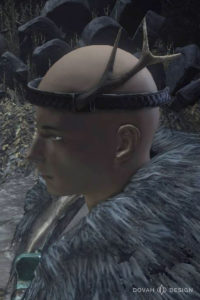 Dark Souls 3, Pyromancer Crown on female character
